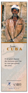 Marque-pages : from Cuba